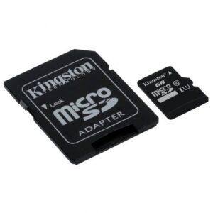 Tarjeta de memoria Kingston 32 gb